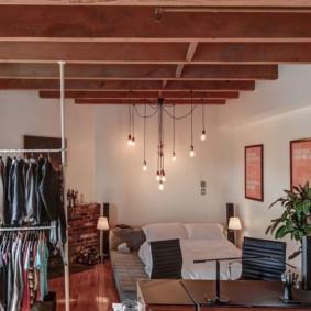 studio 30 m² design intérieur