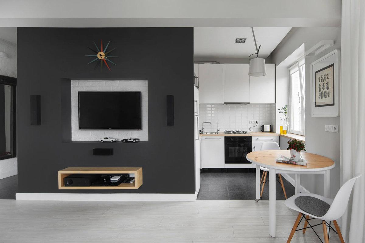 Studio de 30 m² design