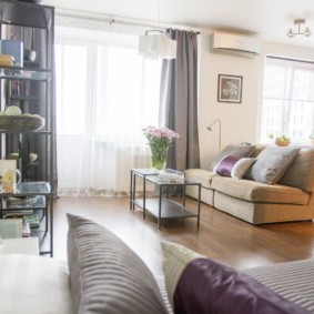 studio photo 30 m² design photo