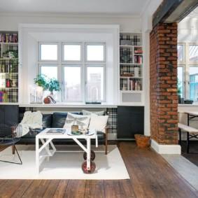 studio 30 m² idées design