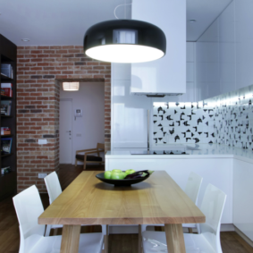 Studio 30 m² loft