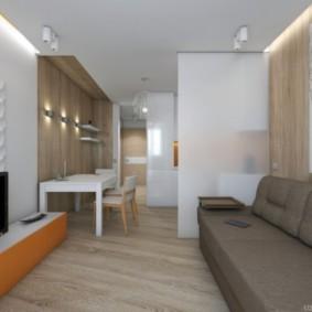 studio 30 m² petit