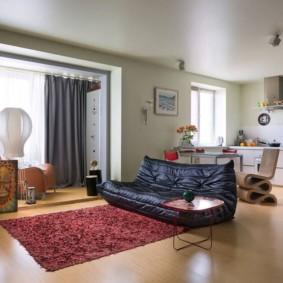 Studio de 30 m² au design moderne