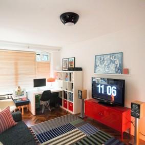 studio 30 m² options de conception