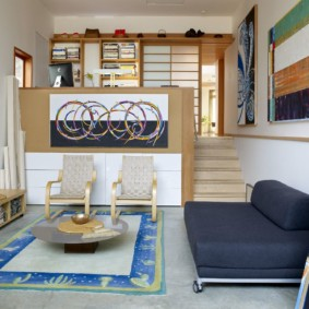 studio 30 m² options intérieures