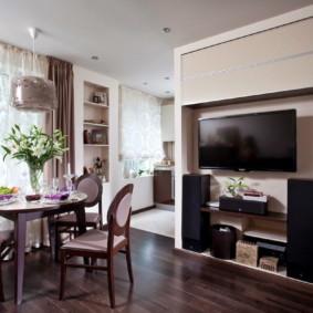 studio 35 m² décor photo