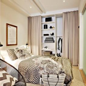 studio 35 m² types de design