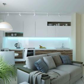studio 35 m² types de décoration