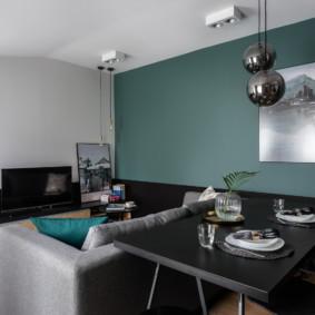 studio 35 m² idées intérieur