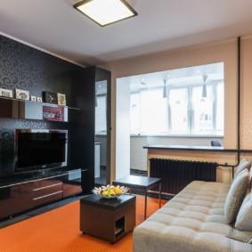 studio 35 m² de dégagement