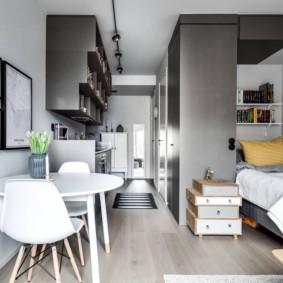 studio 35 m² liquidation photo