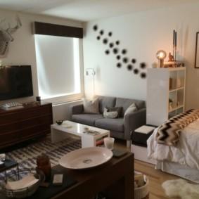 studio 35 m² types de photos