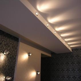 éclairer les pièces dans les idées de décoration de l'appartement