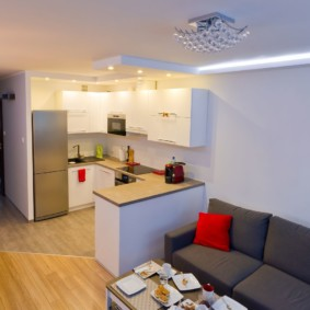 éclairer les pièces de l'appartement photo options
