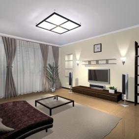 éclairage des pièces dans un appartement idées idées