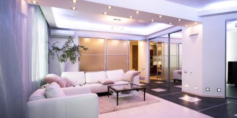 תאורה של חדרים בסוגי קישוט הדירה