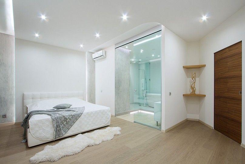 plafond tendu blanc