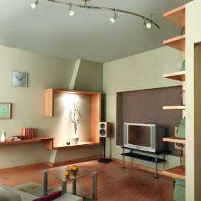 Chiếu sáng trang trí nội thất phòng khách