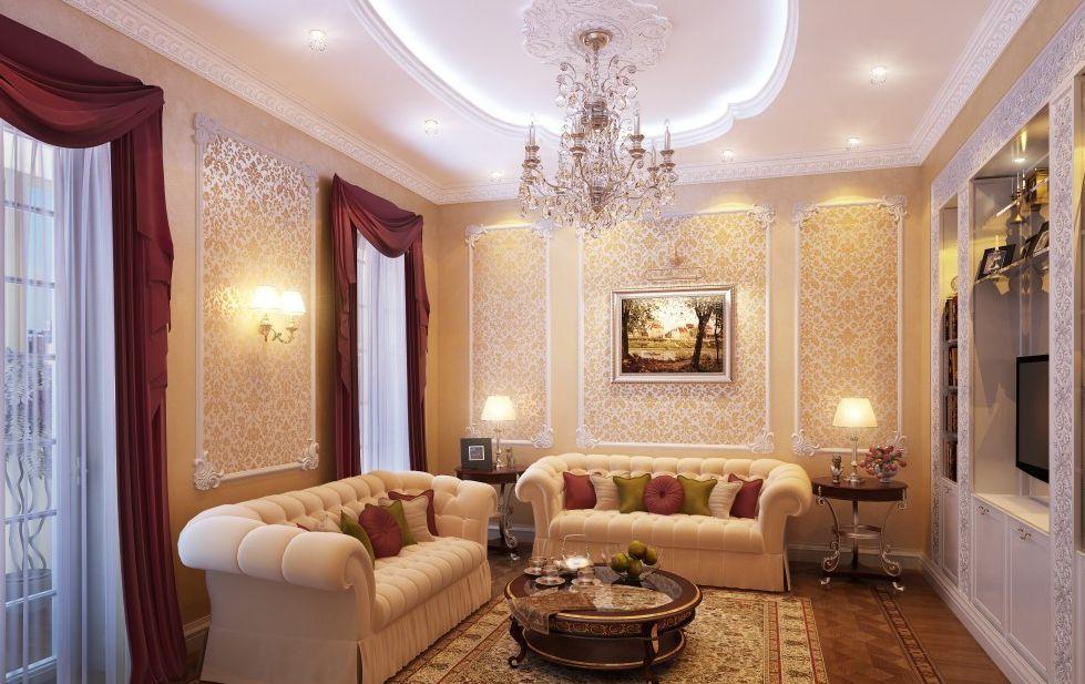 Éclairage de style classique