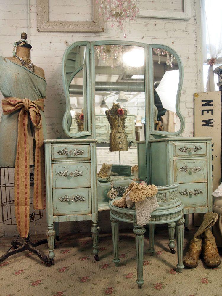 Treillis vintage dans une chambre rustique