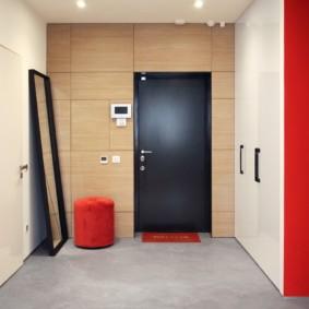 porte d'entrée aux idées d'appartement