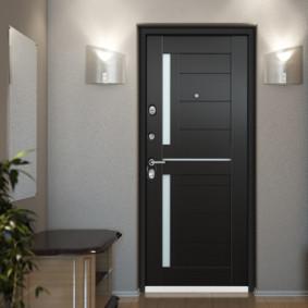 porte d'entrée de la conception de l'appartement