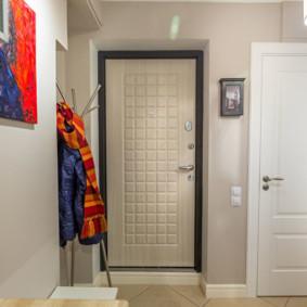 portes d'entrée de la décoration photo de l'appartement