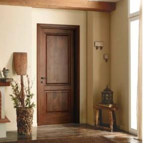 portes d'entrée aux idées de design d'appartement