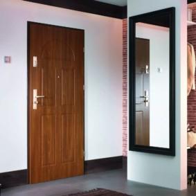 portes d'entrée aux idées d'idées d'appartement