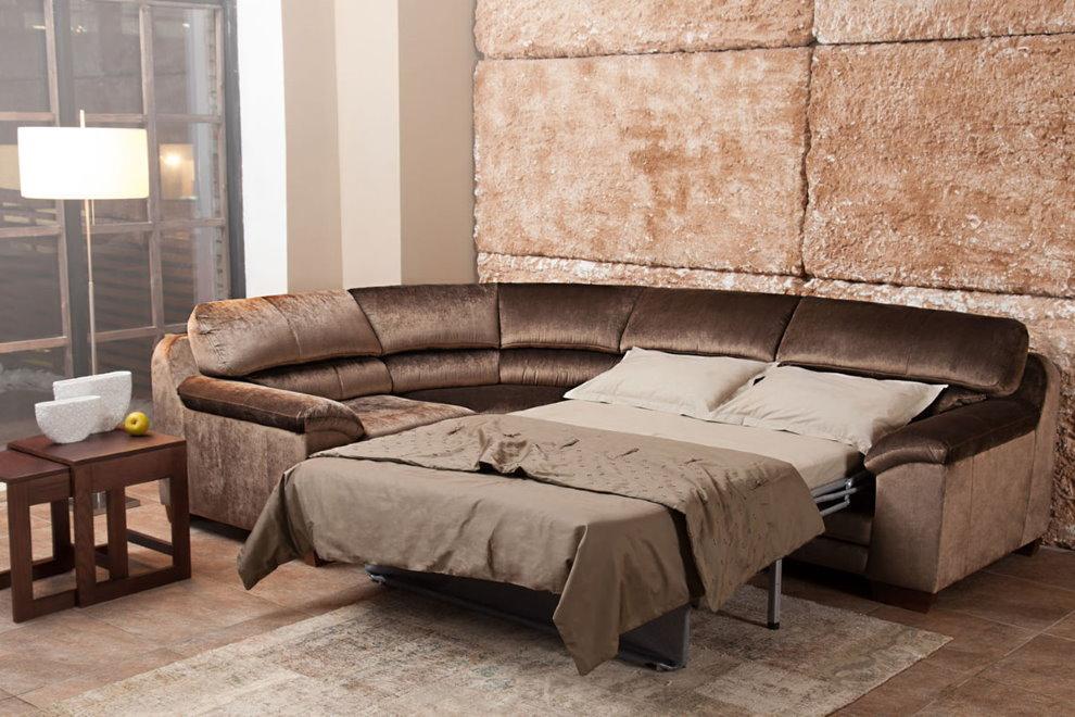 Giường sofa chuyển đổi trong hội trường