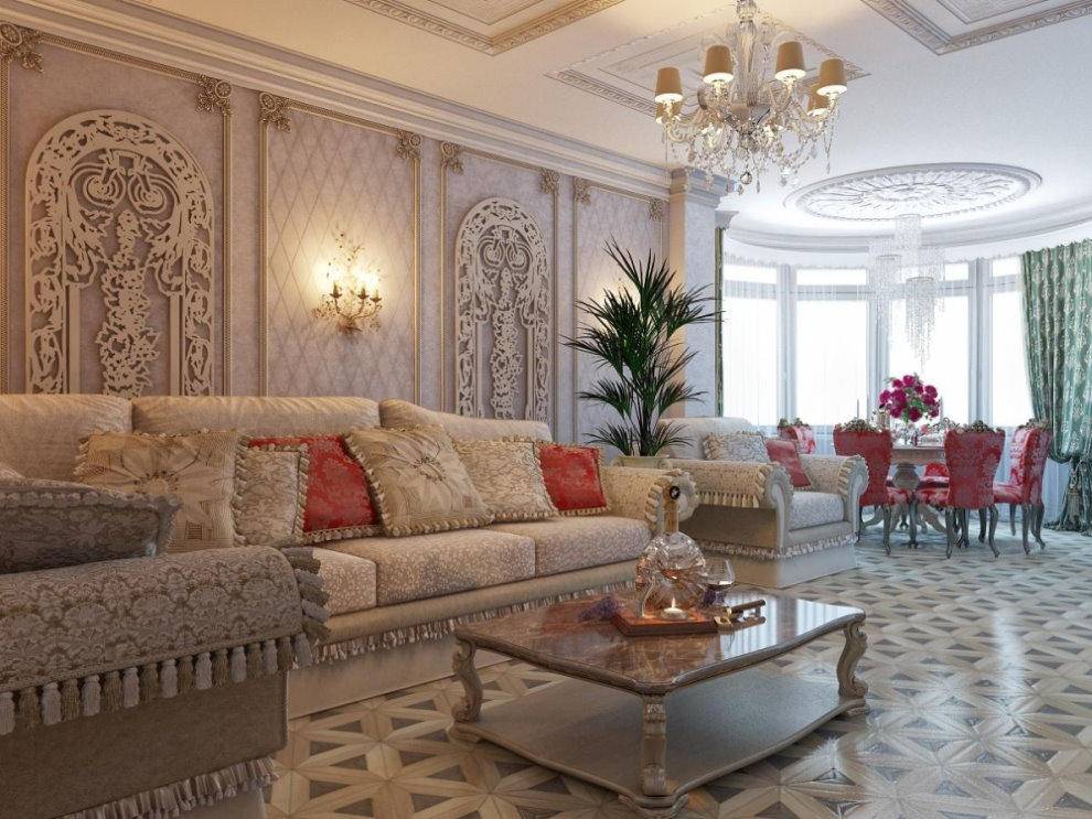 Salon classique