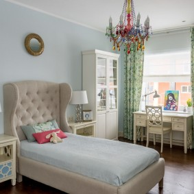 Chambre enfant style Provence