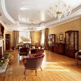 Meubles de salon de style classique