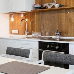 tablier de cuisine à partir d'idées de décoration mdf