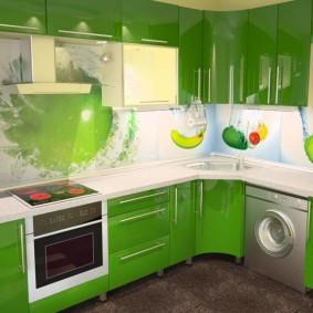 tablier de cuisine à partir d'idées d'intérieur en mdf