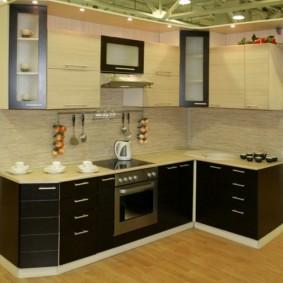 tablier pour cuisine de MDF options photo