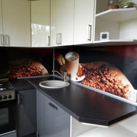 tablier pour cuisine à partir d'idées de photos mdf