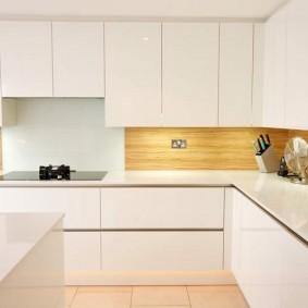 tablier de cuisine à partir de types de photos MDF