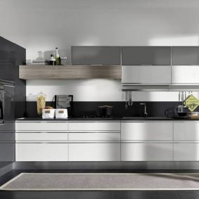 tablier de cuisine en MDF types de conception