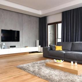 Décoration de fenêtre de style minimaliste