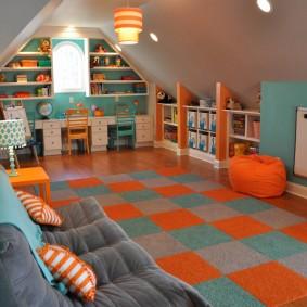 salle de jeux pour enfants genre de photo