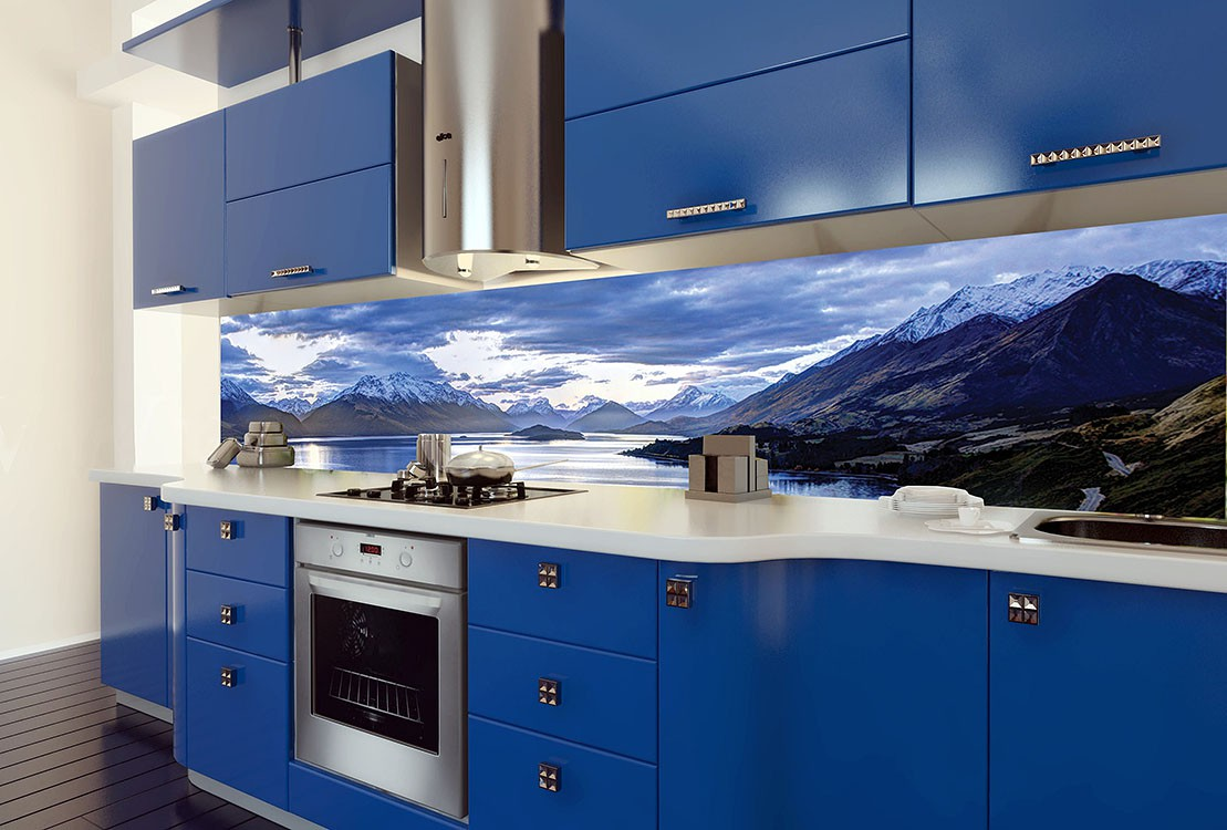 tablier de cuisine en mdf imprimé