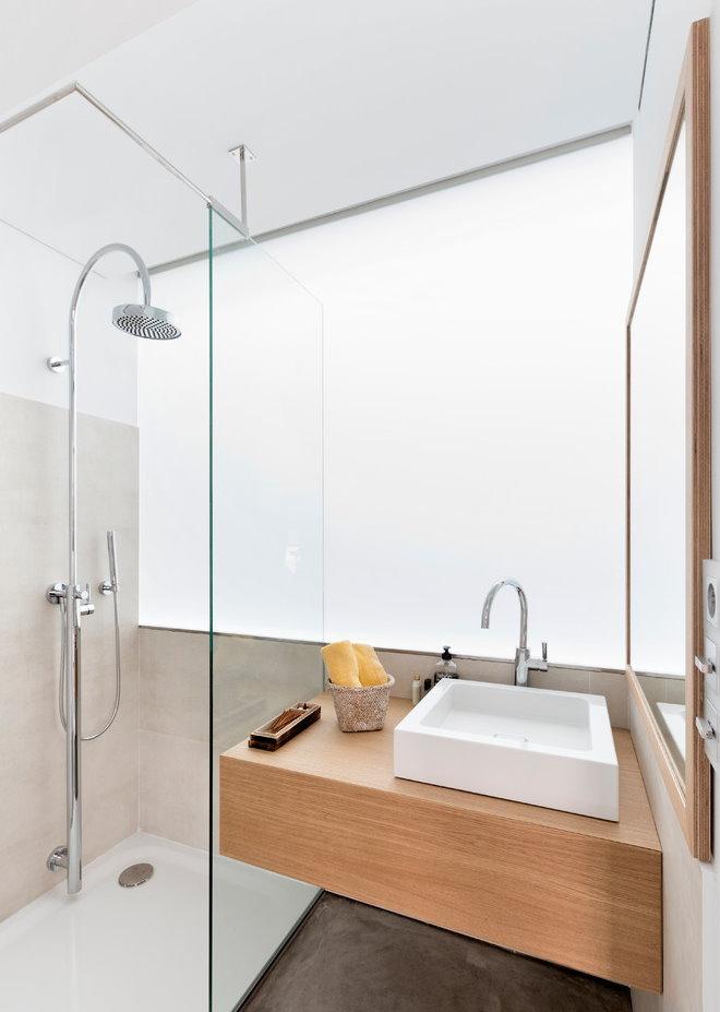Lavabo rectangulaire sans WC