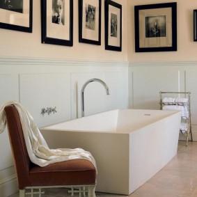 idées de salle de bain moderne photos