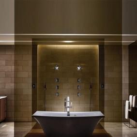 types de salle de bain moderne photo