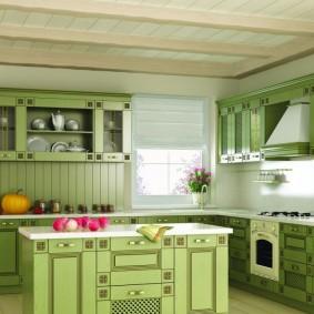 doublure dans les idées d'intérieur de cuisine