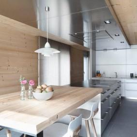 doublure dans la cuisine sortes d'idées