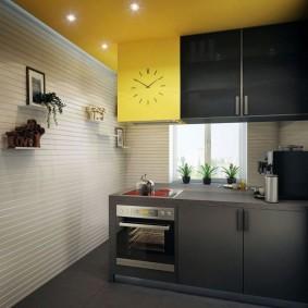 doublure dans la photo de design de cuisine