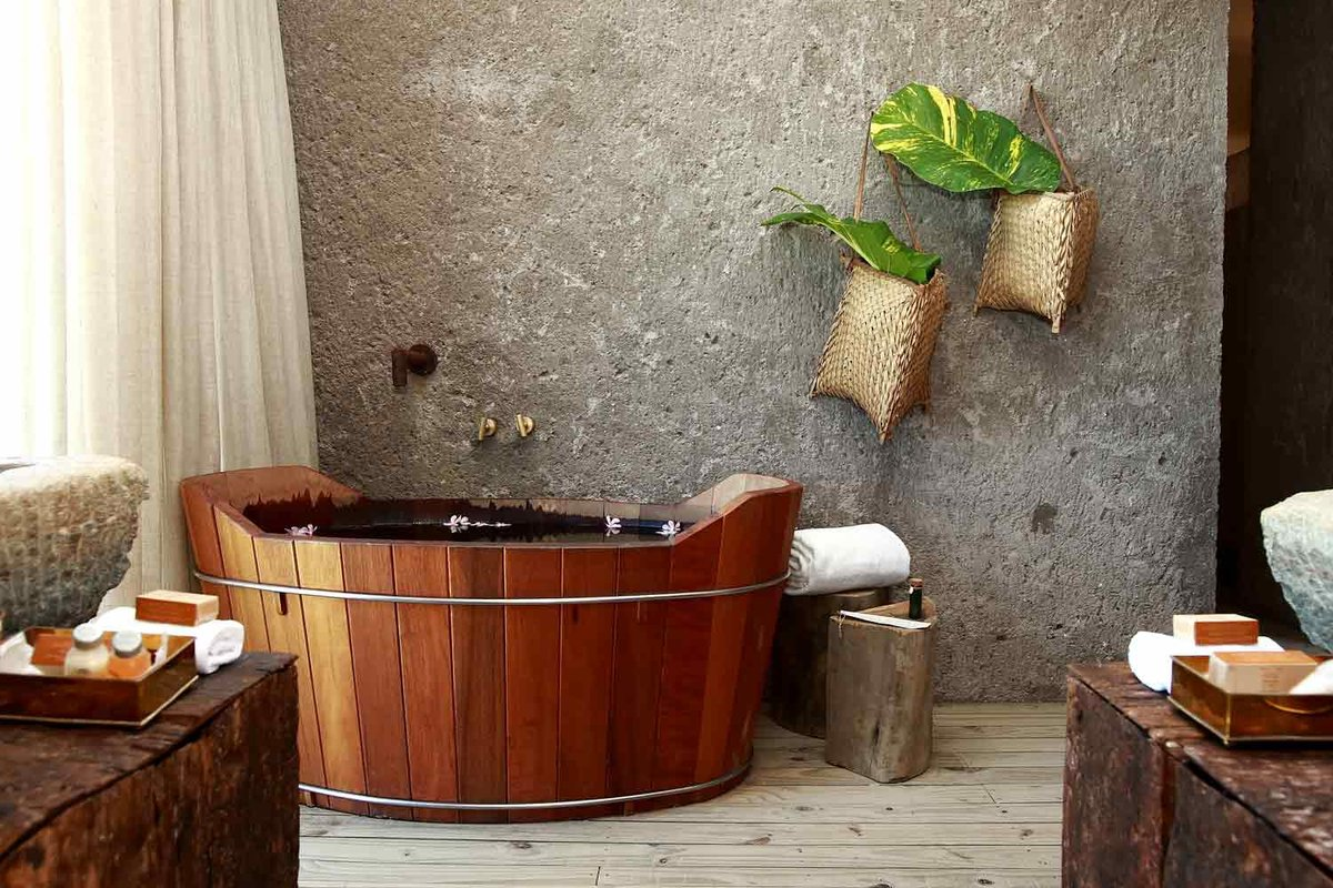 Photo du bain Ofuro