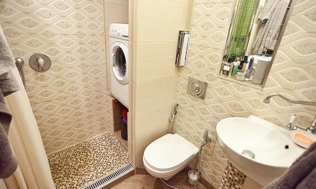 phòng tắm trong ý tưởng Khrushchev